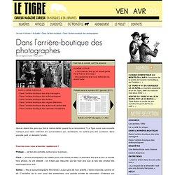 Photographes (Le-Tigre)