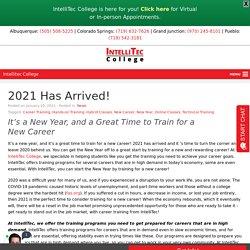2021 Has Arrived! - Intellitec College