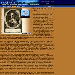 18e siècle: Arrivée des occidentaux: Excursion: Océanie: MCQ
