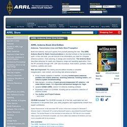 ARRL Antenna Book 22nd Edition
