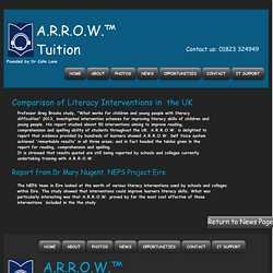 ARROW Tuition