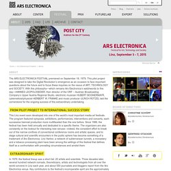 Ars Electronica Festival