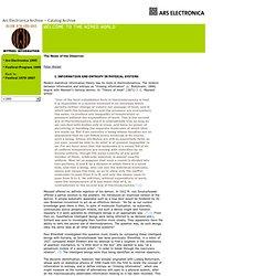 Ars Electronica Katalogartikel