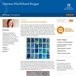 Årstider och årstidsväxlingar - Mia Kempe