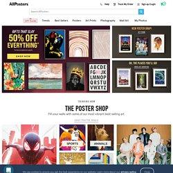 Art affiches sur AllPosters