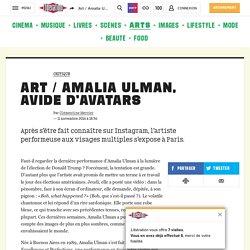 Art / Amalia Ulman, avide d'avatars