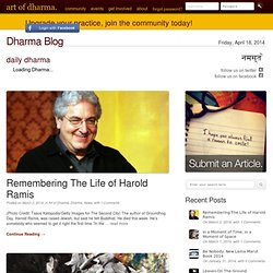 art of dharma. | A Buddhist Blog on Dharma, Compassion, Meditation, Yoga, Vegetarian, and more..