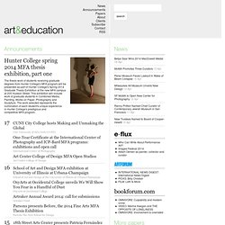 Art & Education