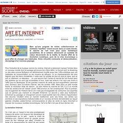 ART ET INTERNET