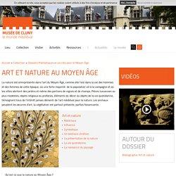 Art et nature au Moyen Âge
