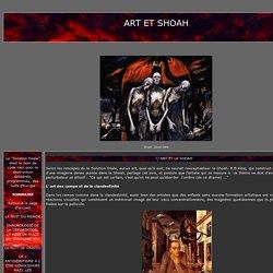 ART ET SHOAH
