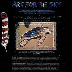 Art For The Sky - Homepage