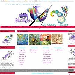 art et graphisme - Nurvero - La vie en classe