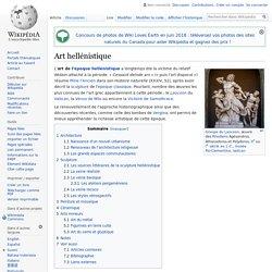 Art hellénistique