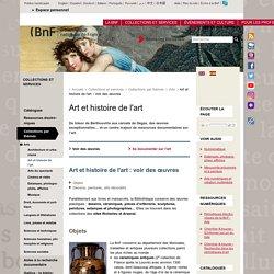 Art et histoire de l'art : voir des œuvres