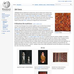 Art inca