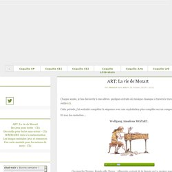ART: La vie de Mozart