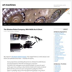 art machines