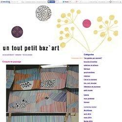 l'art et la manière - Page 2 - Un tout petit Baz'Art