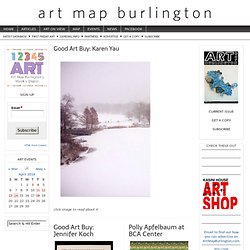 Art Map Burlington |