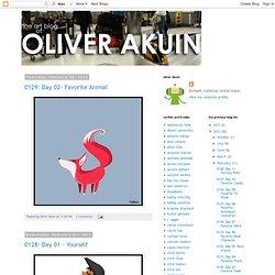 art of oliver akuin