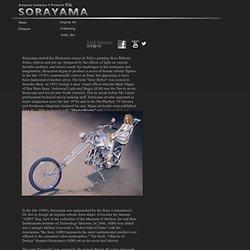 Hajime Sorayama Official
