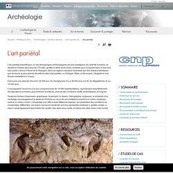 Art pariétal - Archéologie