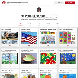 Art Projects for Kids på Pinterest