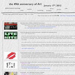 Art's Birthday - Eternal Network