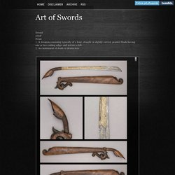 Art of Swords