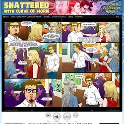 Artagem Graphic Library - Shattered With Curve of Horn – An Online Graphic Novel