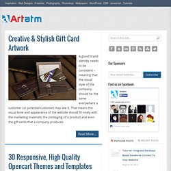 Artatm – Creative Art Magazine