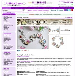 FREE Ideas : Artbeads.com - Bathing Beauties