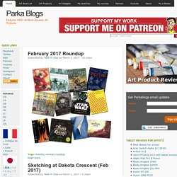 Parka Blogs | Art books, Anime, Manga, Movies, Reviews