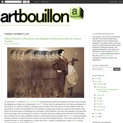artbouillon: November 2014