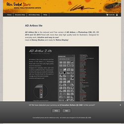 AD Artbox lite « Alex Dukal Store