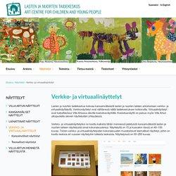 Verkko- ja virtuaalinäyttelyt
