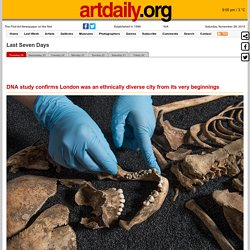 The First Art Newspaper on the Net