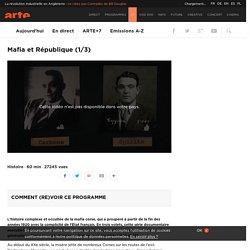 Mafia et République (1/3)