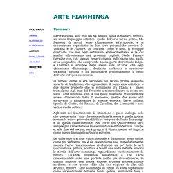ARTE FIAMMINGA