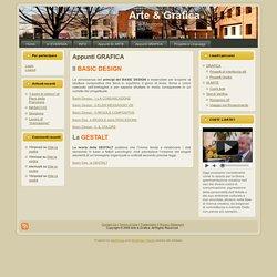 Arte & Grafica: Appunti GRAFICA
