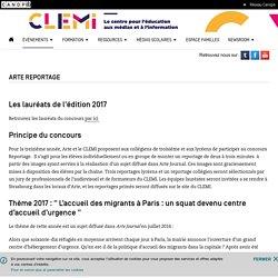 Arte Reportage- CLEMI