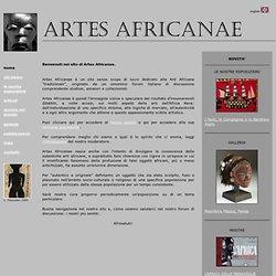 Artes Africanae - Arte africana
