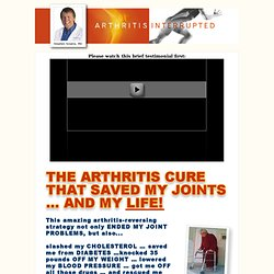 Arthritis Interrupted - A 30 Day Plan