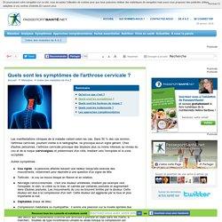 Arthrose cervicale: les symptômes