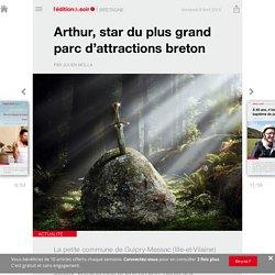 Arthur, star du plus grand parc d'attractions breton - Edition du soir Ouest France - 08/04/2016