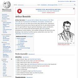 Arthur Bernède