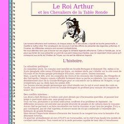 Travail fran ais 5 me pearltrees - Contes et legendes des chevaliers de la table ronde resume ...