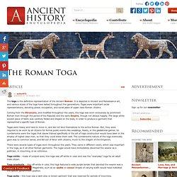 The Roman Toga