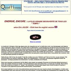 ARTICLE ERIC JULIEN FRANCAIS